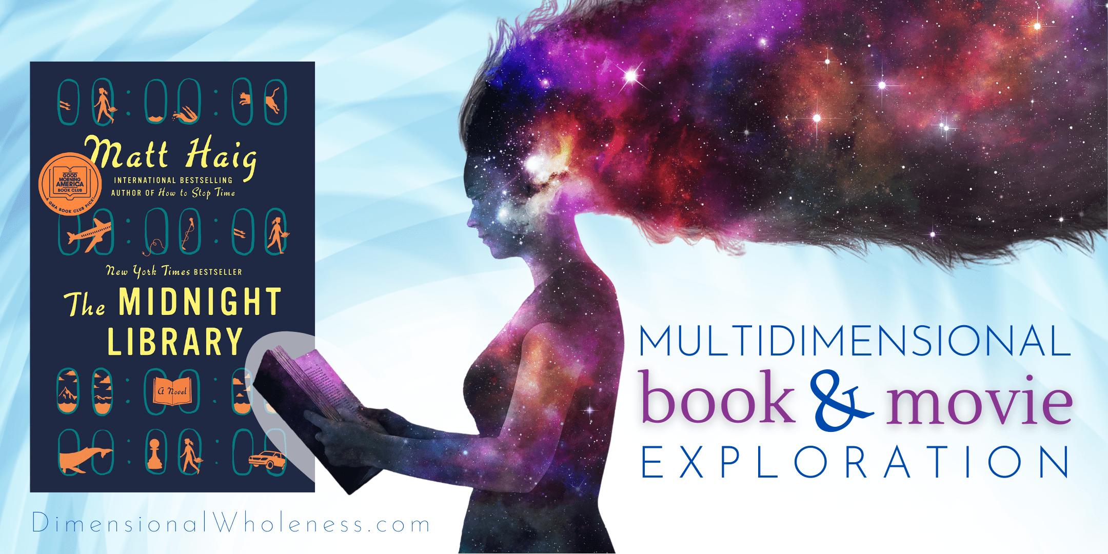Multidimensional Book & Movie Exploration: The Midnight Library